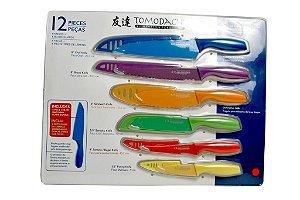 Conjunto de facas Tomodachi