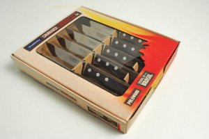 Conjunto de 6 facas para churrasco