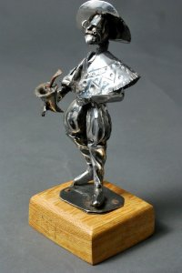 Escultura Gaúcho 22
