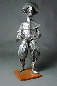 Escultura Gaúcho grande