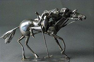 Escultura Polo