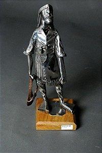 Escultura Lçador