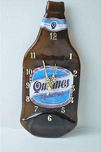 Relógios de garrafa de vidro