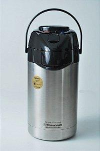 Garrafa termica termolar 2,5 L