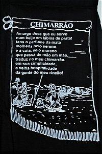 Avental - Poesia sobre o chimarrão