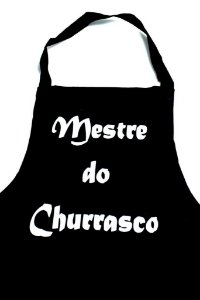 Avental - Mestre do Churrasco