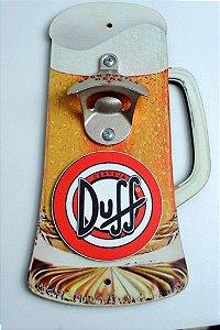 Abridor de garrafa Duff