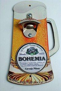 Abridor de garrafas Bohemia