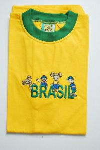 Camiseta infantil tamanho 12