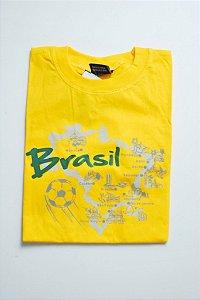Camiseta Infantil tamanho 6