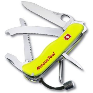 Canivete Rescue Tool, yellow 0.8623.MWN