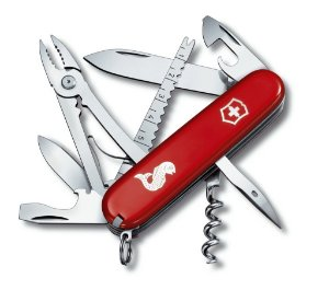 Canivete Victorinox Angler Red 1.3653.72