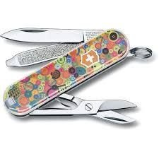 Canivete victorinox 0.62223 L1104Button skirmish