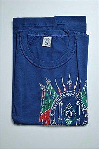 Camiseta bordada do Rio Grande Do Sul