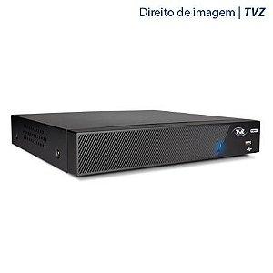 DVR STAND ALONE 16 CANAIS TECVOZ TVZ AHD-M FLEX 4 EM 1