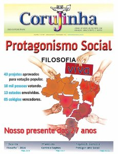 Jornal Corujinha - Ed. 84 - Protagonismo Social [GRATUITO]