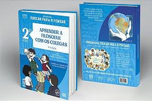 2º ANO - Aprender a Filosofar com os Colegas - 8ª Ed.