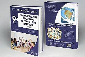 9º ANO - Somos Cidadãos Reflexivos: Filósofos por Natureza - 8ª Ed.