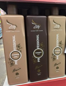 LOUCURA BLACK FRIDAY - Escova Progressiva Semi Definitiva Zap ProteVida ORIGINAL