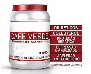 Diurético Completo CAFÉ VERDE 300MG 60 CÁPSULAS