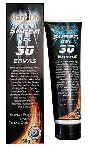 Super Gel 30 Ervas  Sensação Quente Frio 150g