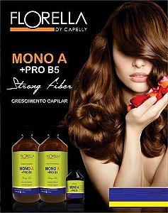 Mono A + Pro B5 Crescimento de cabelo Kit