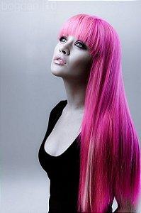 Aplique Pink Liso  60cm