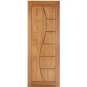 Porta de Madeira Maciça Selada - Ref.96