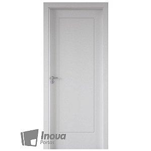Porta Interna Frisada Branca Novara
