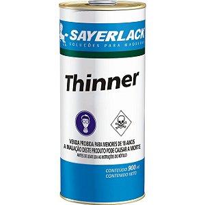Thinner Profissional 0,9L - SAYERLACK