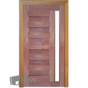 Kit Porta Pivotante Maciça - Espanhola Vidro