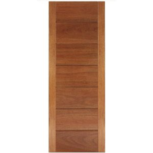 Porta de Madeira Maciça Selada - Ref.32