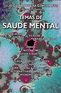 Temas de Saúde Mental