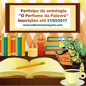 Participe com 5 páginas - O Perfume da Palavra - Vol VI