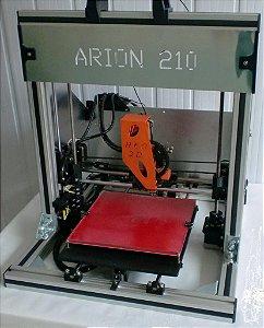 Impressora 3D - ARION 210  (Mesa de 200 x 200 mm)
