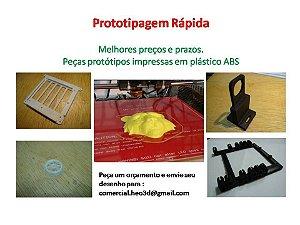 Serviço Prototipagem - Sob consulta
