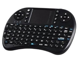 Mini Teclado Mouse Bluetooth Wifi Para Celular, Tv- Box, Pc, Tv, Ps, Tablet