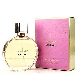 Perfume Chance Chanel Feminino Eau de Parfum 50ml