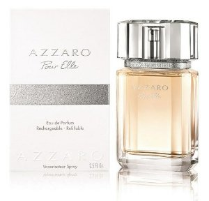 Perfume Azzaro Pour Elle Eau de Toilette -  Feminino 50ml