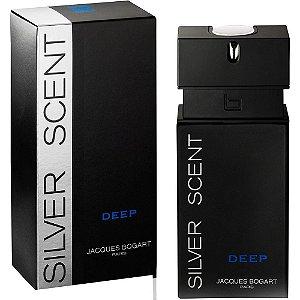 Perfume Silver Scent Deep Jacques Bogart Eau De Toilette - Masculino 100ml