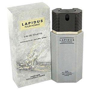 PerfumeLapidus Pour HommeEau deToillete -  Masculino100ml