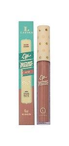 Batom Liquido Lip Matte Nº 34 - Latika