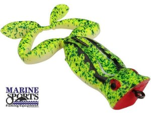 Isca Artificial Marine Sports Sapo Frogger (Frog)