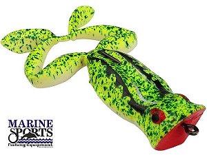 Isca Artificial Marine Sports Sapo Frogger (Frog)