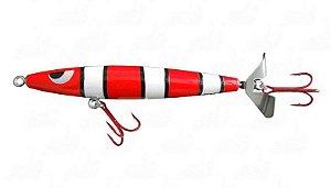 Isca Artificial Yara Devassa com Hélice 14cm e 35 gramas