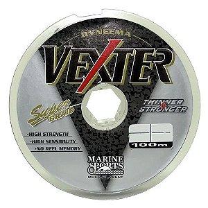Linha de Pesca Multifilamento Vexter Marine Sports 0.48mm - 100m