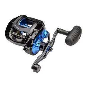 Carretilha Marine Sports Titan 400 SW Big Game 6 Rolamentos Drag 14kg