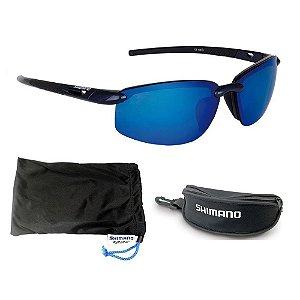 Oculos de Sol Shimano Tiagra 2 Polarizado Para Pesca Passeio