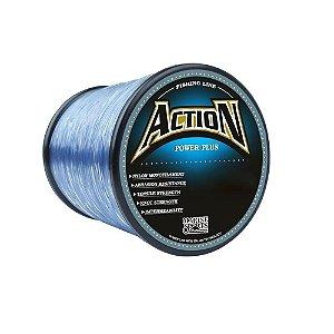 Linha Monofilamento Marine Sports Action Grey 600m 0.40mm 26lbs 11,9kg
