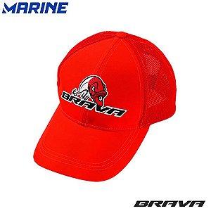 Boné Marine Sports Brava Vermelho